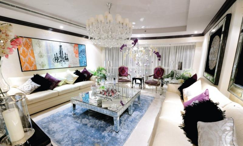 Interior design company dubai classic home decor for Classic decoration home